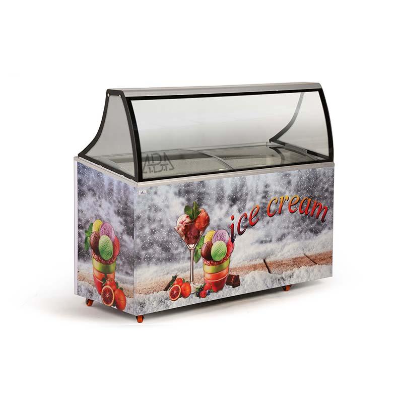 تاپینگ بستنی صندوقی