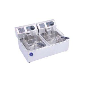 سرخکن برقی 2 لگن بدون شیر A.B.A