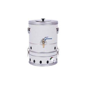 سماور گازی صنعتی 20 لیتری ترموکوبل دار