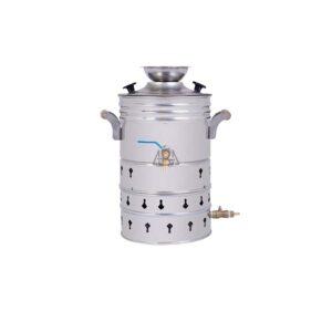 سماور گازی صنعتی 20 لیتری