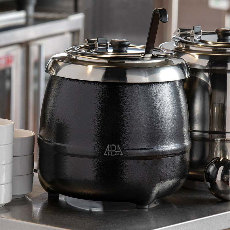 سوپ داغ کن استاتیک