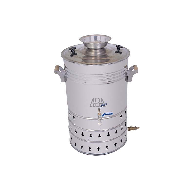 سماور گازی صنعتی 60 لیتری تنوره دار