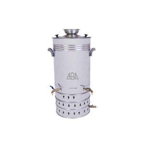 سماور گازی صنعتی 90 لیتری