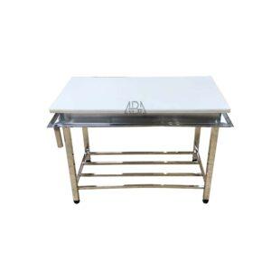 میزکار رویه پلی اتیلنی 120 سانتی