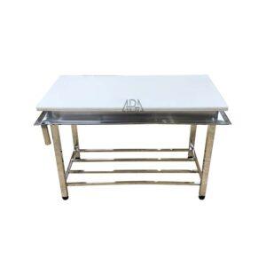 میزکار رویه پلی اتیلنی 150 سانتی