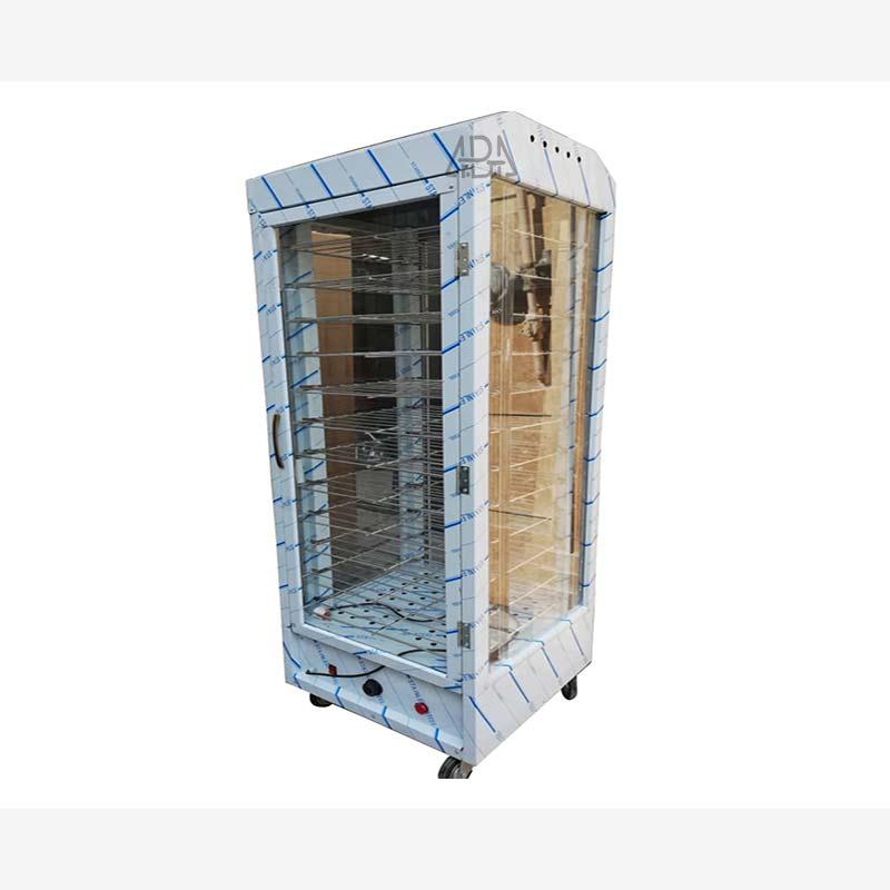 گرمخانه 12 طبقه شیشه ای