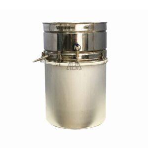 گلابگیر صنعتی 60 لیتری