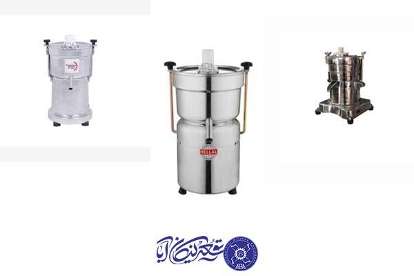کاربرد آب هویج گیری صنعتی