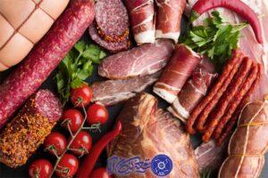ورود مواد گوشتی برای ایمنی مواد غذایی