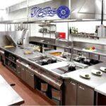 شستشوی و سرویس منظم تجهیزات آشپزخانه صنعتی