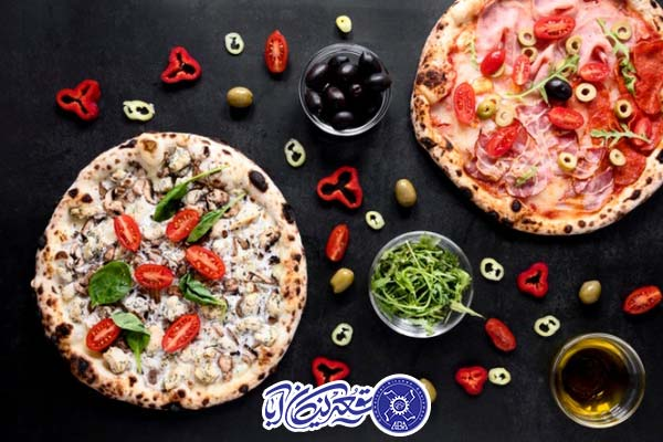 انواع پیتزاهای معروف دنیا