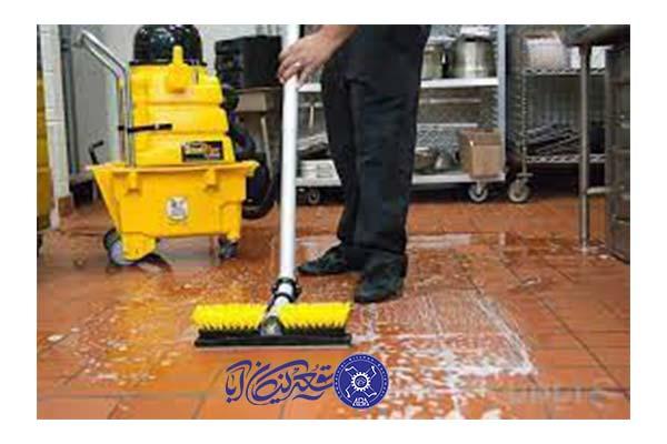 تجهیزات نظافتی صنعتی