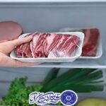 ماندگاری گوشت در یخچال