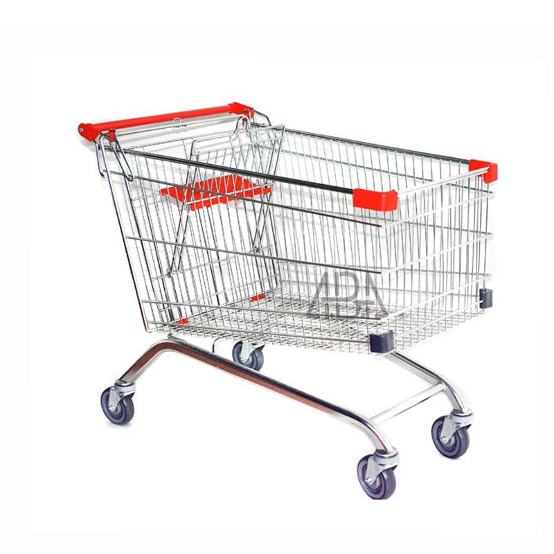 چرخ خرید فروشگاهی 180 لیتری